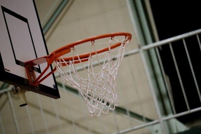 バスケで楽しむ